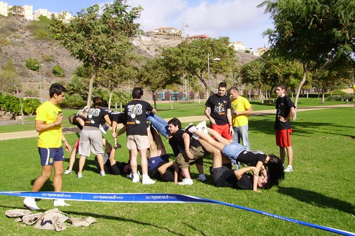 Team Building Outdoor 2